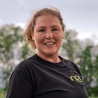 Aslaug Marie Etterlid Ringstad, ergoterapeut med klinisk erfaring fra barnenevrologiskavdeling på Rikshospitalet, Berg gård. Brenner for nyskaping og har en mastergrad fra BI innen innovasjon og strategisk utvikling.Partner i Inpo.