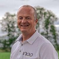 Mikal Bjåen, fysioterapeut med fordypning i spesialpedagogikk, ekspert på formstøp, krativ ildsjel og partner i Inpo.